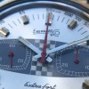 Eberhard Extra-Fort 31006 Hang Tag - the checkered area symbolizes the finish of a motorsport race.