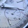 Eberhard Contodat 14900 - 30 minutes counter of the chronograph