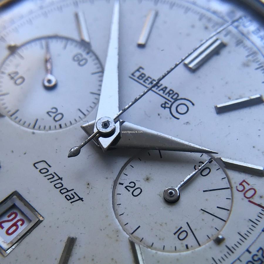 Eberhard Contodat 14900 - an honest vintage dial