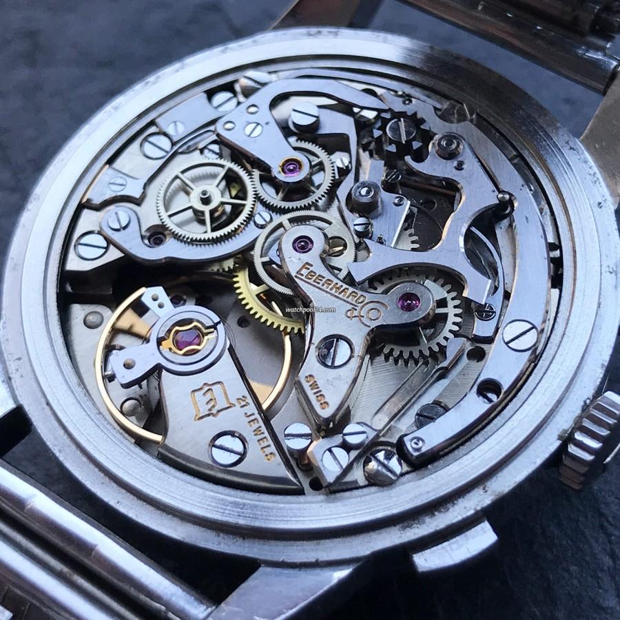 Eberhard Contodat 14900 - Handaufzug-Uhrwerk Kaliber 310-82