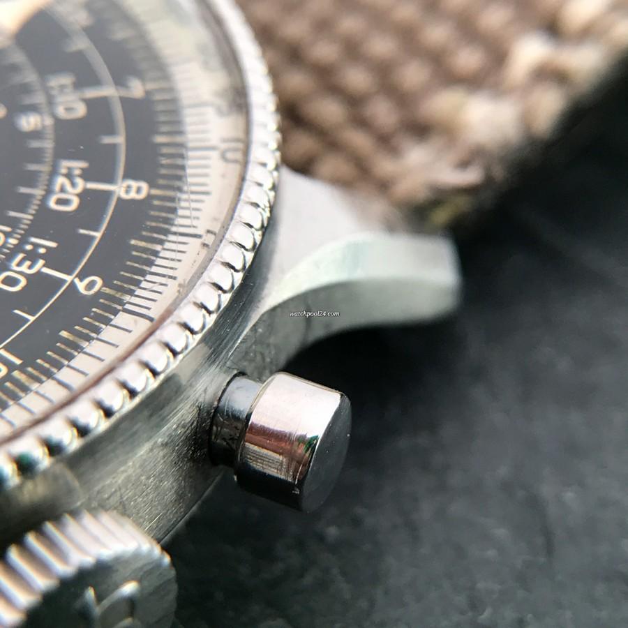 Breitling Navitimer 806 All Black - Chronographen-Drücker