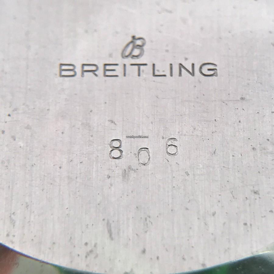 Breitling Navitimer 806 All Black - Referenznummer 806
