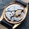 Universal Genève Polerouter Date 104503-2 Rotgold - Uhrwerk 215-1