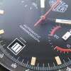 Heuer Monza 150.501 PVD - date window at 6 o'clock