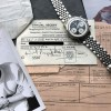 Heuer Carrera 2547 N Full History Documentation - originaler Beleg aus dem Jahre 1968