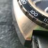 Heuer Autavia 73663 Villeneuve - sharp case lug