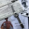 Heuer Carrera 2547 N Full History Documentation - a vintage watch with unusual accessories