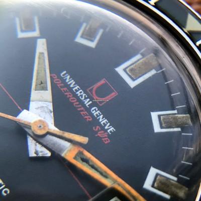 Universal Genève Polerouter Sub 869123/02