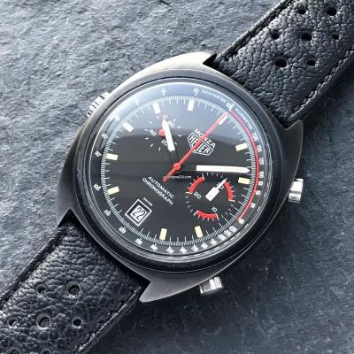 Heuer Monza 150.501 Black PVD