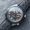Heuer Monza 150.501 Black PVD - this watch represents racing, masculinity and aesthetics