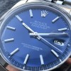 Rolex Datejust 1600 Blue Dial - intact lume dots