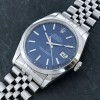 Rolex Datejust 1600 Blue Dial - Oyster case in great condition, small dent at 4 o'clock