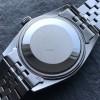 Rolex Datejust 1600 Blue Dial - screw-down case back