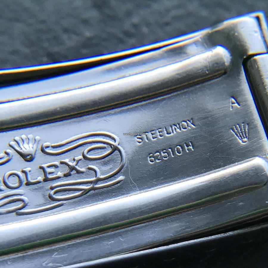 Rolex Datejust 1600 Blue Dial - clasp code A