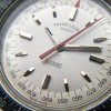 Favre Leuba Bivouac 53203 - wunderschönes Silber-Zifferblatt