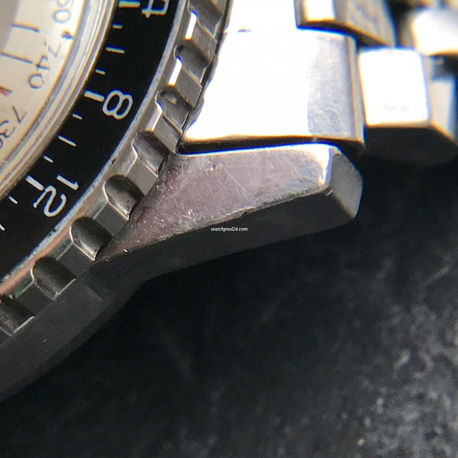 Favre Leuba Bivouac 53203 - unpolierter Bandanstoß mit wenigen Tragespuren