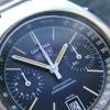 Heuer Daytona 110.203B - blue dial with a dégradé finish