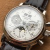 Patek Philippe Grand Complications 5004G - Silber-Zifferblatt