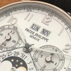 Patek Philippe Grand Complications 5004G - week day and month display