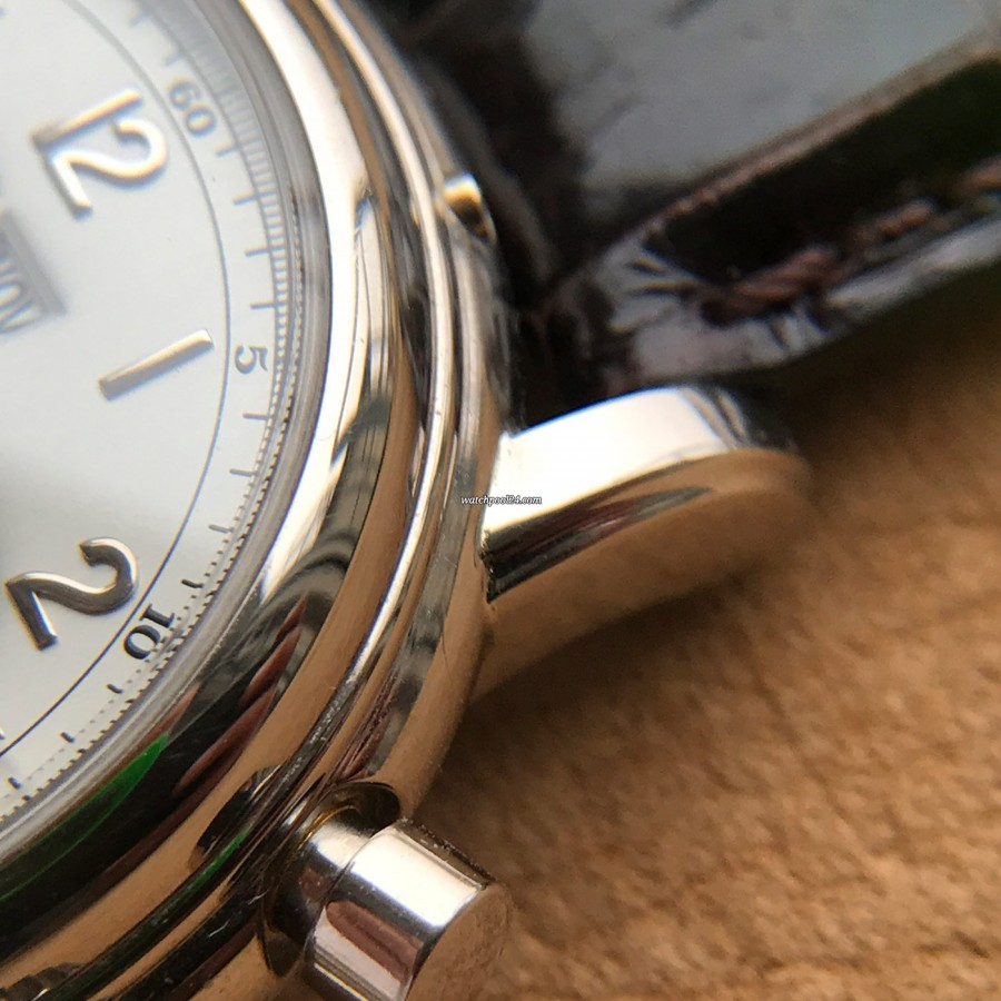 Patek Philippe Grand Complications 5004G - unpoliertes Gehäuse