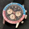 Heuer Autavia 2446C GMT MK4 - sub dials with Patina