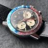 Heuer Autavia 2446C GMT MK4 - honest vintage watch
