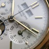 Patek Philippe Grand Complications 3970 Second Series - Full Set - 30-minutes counter of the chronograph and leap year indication