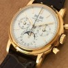 Patek Philippe Grand Complications 3970 Second Series - Full Set - unpoliertes Gelbgold-Gehäuse