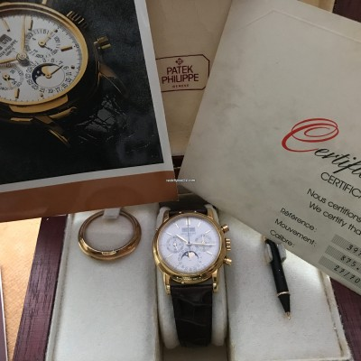 Patek Philippe Grand Complications 3970 Second Series - Full Set