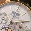 Patek Philippe Grand Complications 3970 Second Series - Full Set - Wochentag und Monat, Feuille-Zeiger