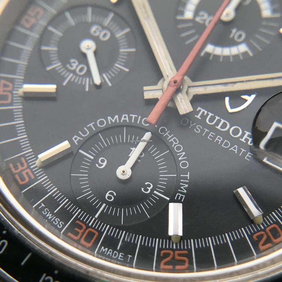 Tudor Monte-Carlo 94200 Big Block - 12-Stunden-Totalisator