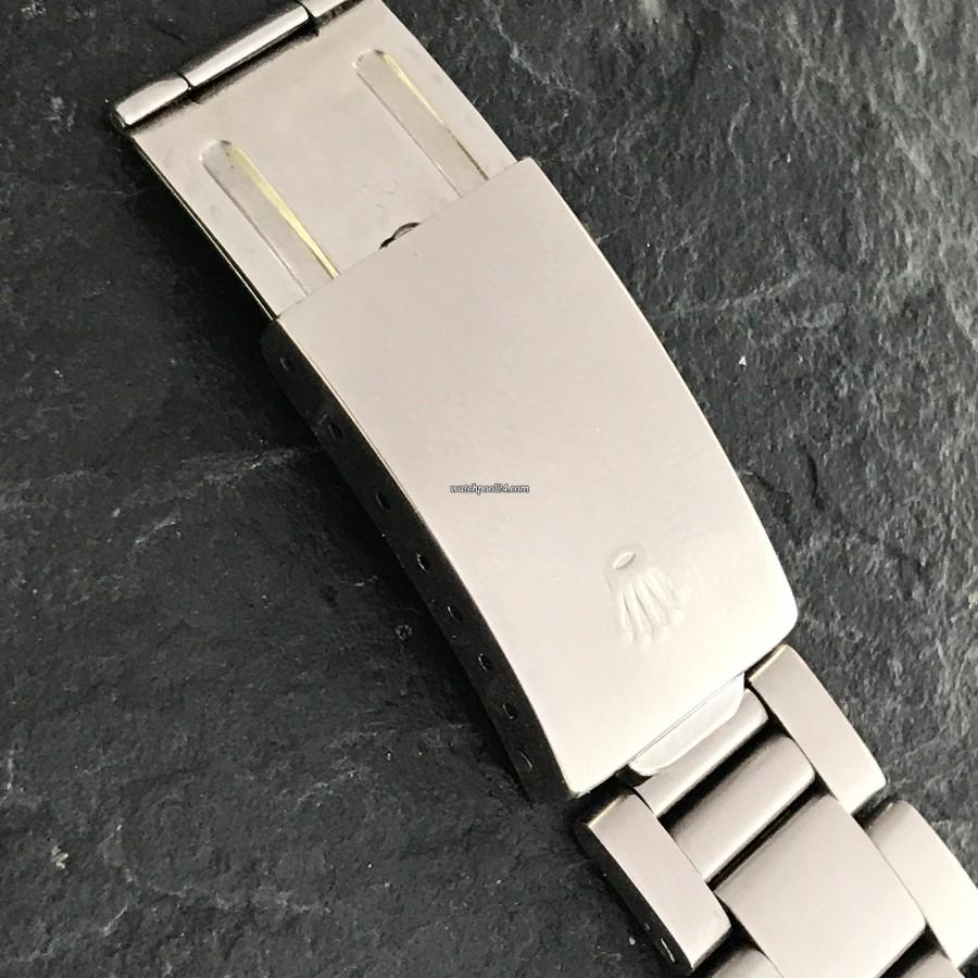 Tudor Monte-Carlo 94200 Big Block - mit dem Rolex-Coronet signierte Schließe