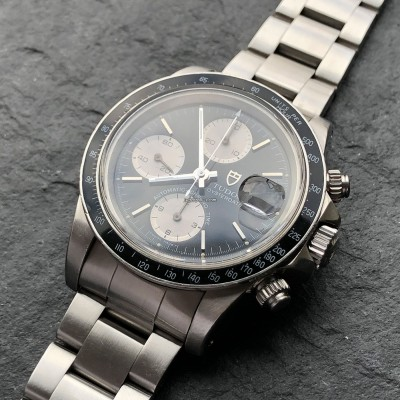Tudor Oysterdate 79160 Big Block