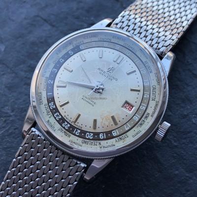 Breitling Unitime World Timer 1-260