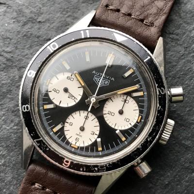 Heuer Autavia 2446 Jochen Rindt