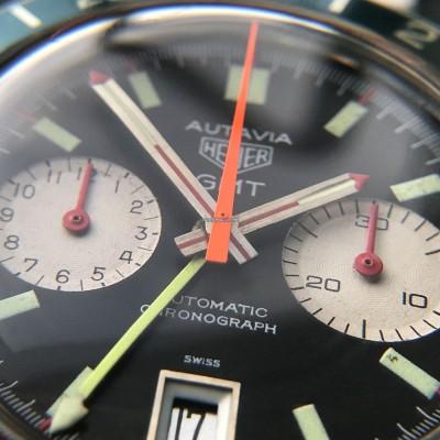 Heuer Autavia 1163 GMT Automatic MK2