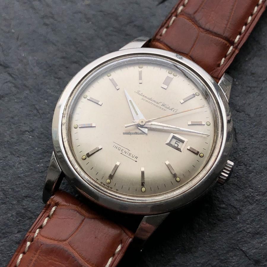 IWC Ingenieur 666 AD - eine historisch wichtige Automatik-Uhr aus dem Jahre 1957