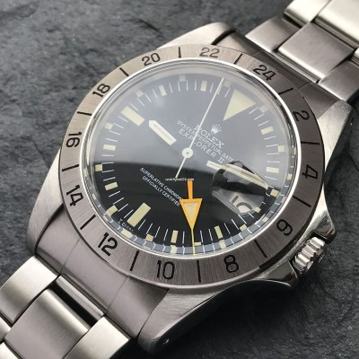 Rolex Explorer II 1655 MK1 Full Set