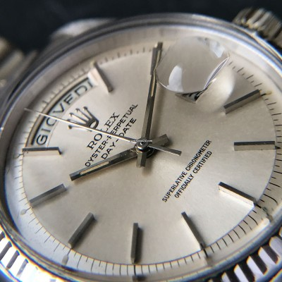 Rolex Day-Date 1803 White Gold