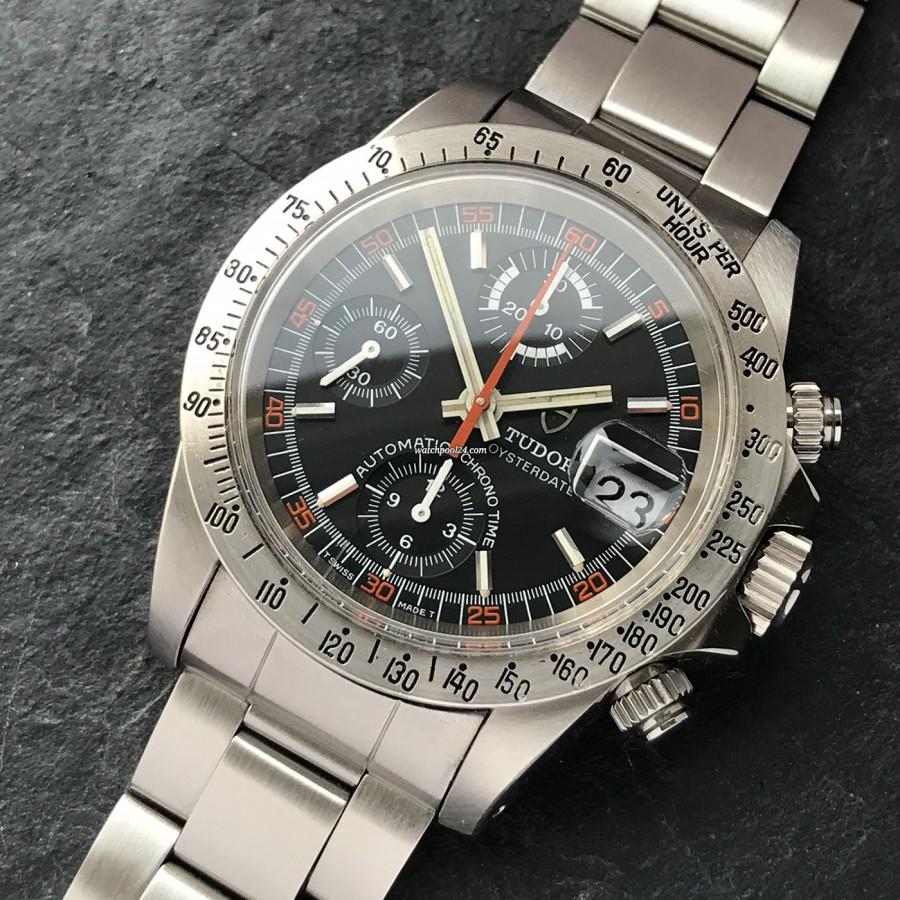 Tudor Oysterdate 94300 Monte-Carlo - ein maskuliner Chronograph aus dem Jahre 1980