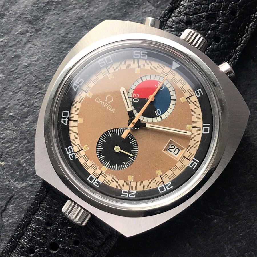 Omega Seamaster 146.011 Bullhead - ein extrem seltener und begehrter Chronograph aus dem Jahre 1969