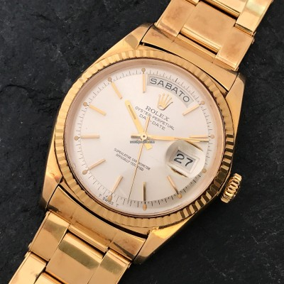 Rolex Day-Date 1803 Yellow Gold