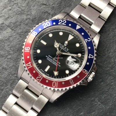 Rolex GMT Master 16700 With Sticker
