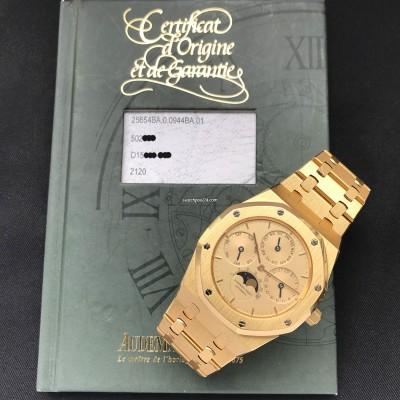 Audemars Piguet Royal Oak Ewiger Kalender 25654BA