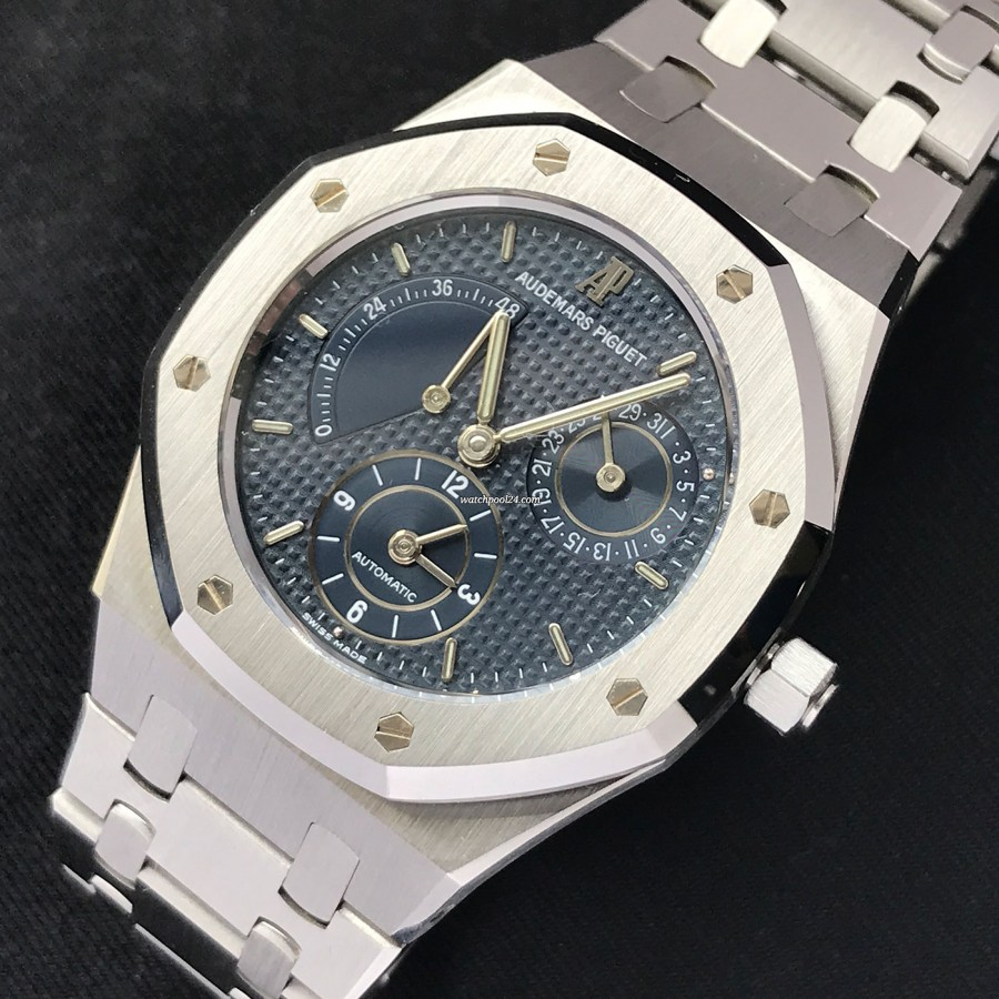 Audemars Piguet Royal Oak 25730ST Dual Time - an undiscovered collector's watch with great potential from 1992