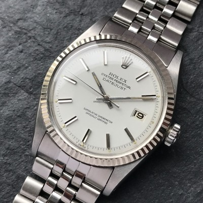 Rolex Datejust 1601 Corn Grained Dial