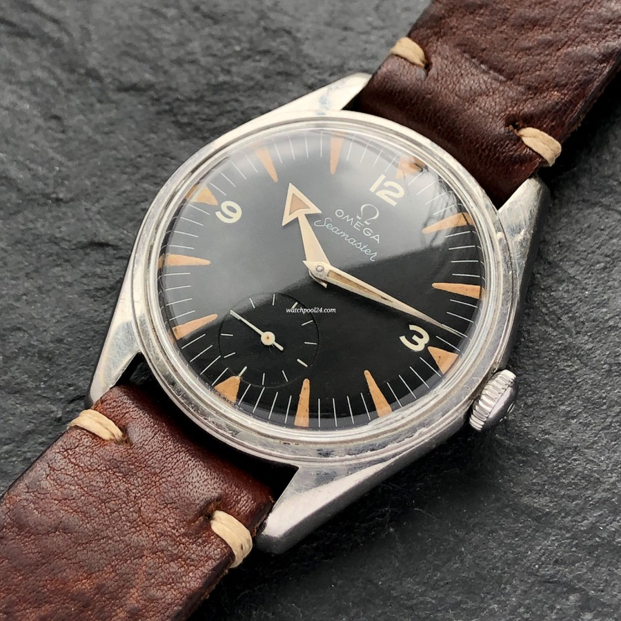 Omega Seamaster 2990-1 Ranchero - a rare and attractive wristwatch from the late 50s