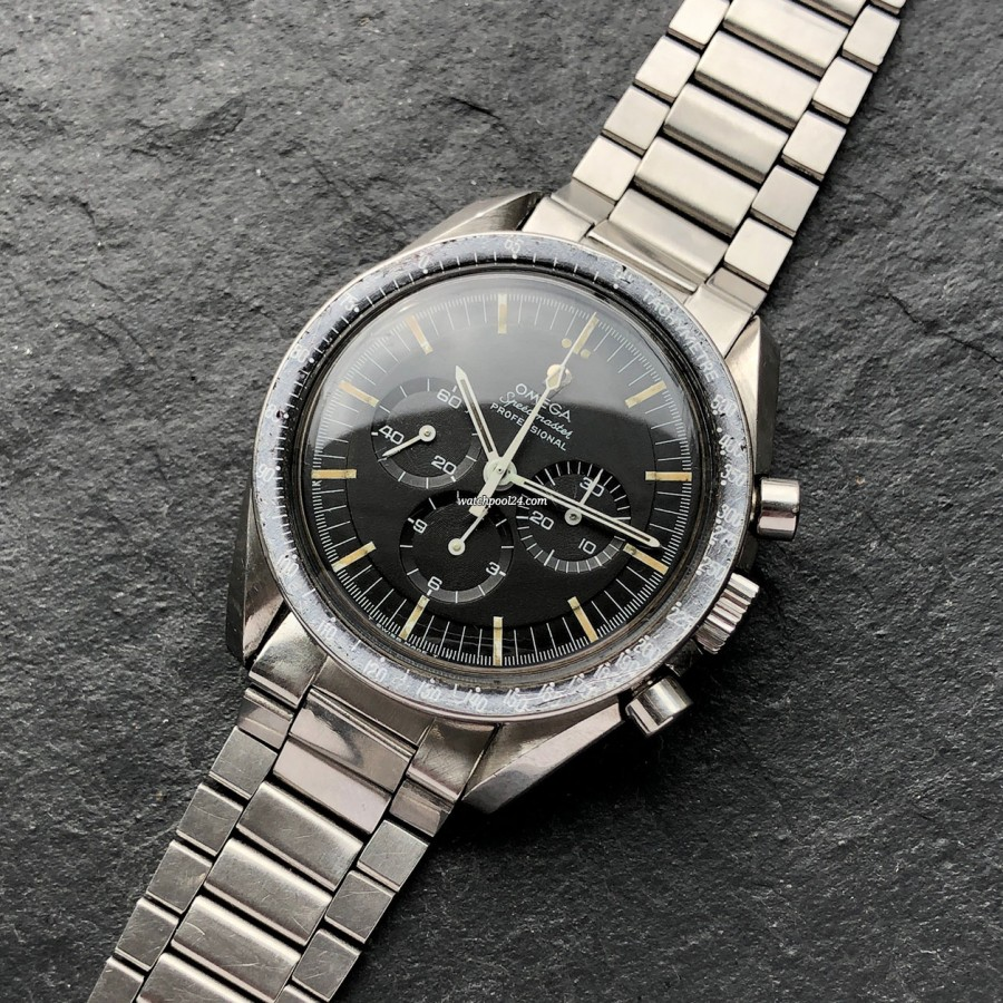 Omega Speedmaster 145.022-68 Transitional - the iconic Moonwatch from between late 1968 and early 1969