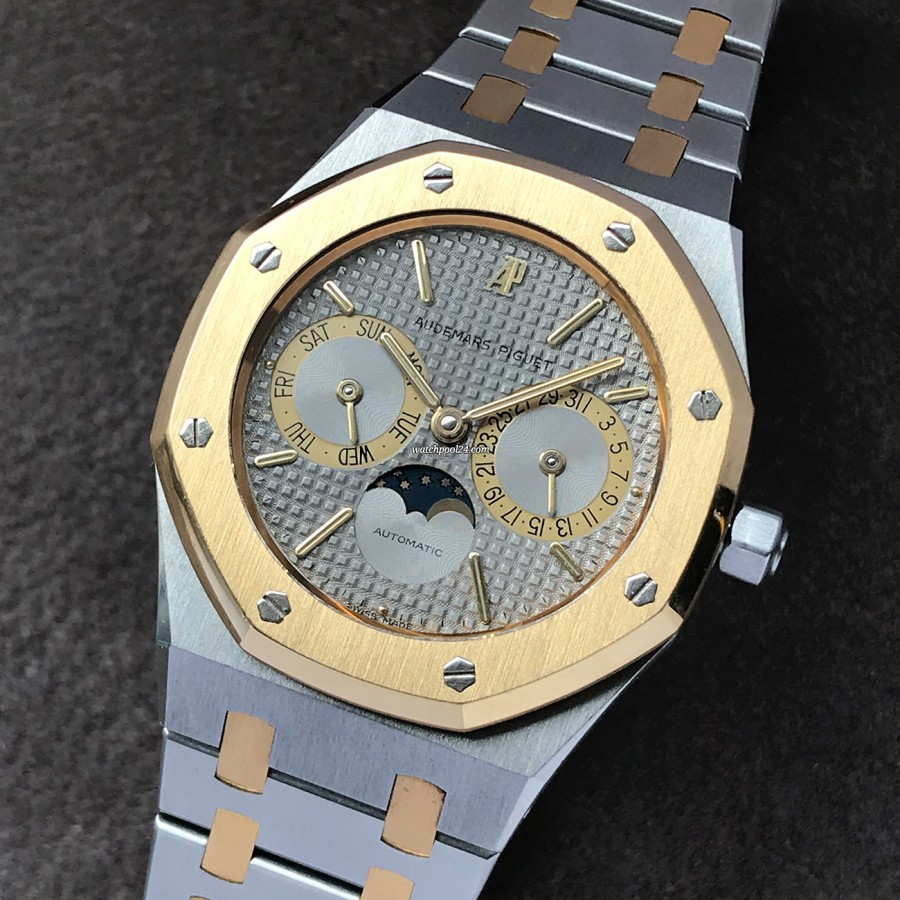 Audemars Piguet Royal Oak 25594 - an attractive and rare collectors watch from the early 1980s