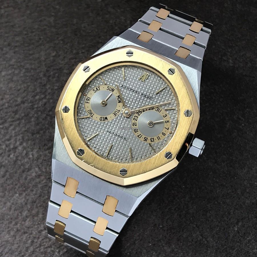 Audemars Piguet Royal Oak 25572SA - eine stahl-goldene Vintage-Uhr aus 1984